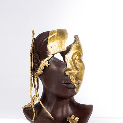 GOLD - Annalisa Tescari Appuhn_ Scultrice Opere Roma